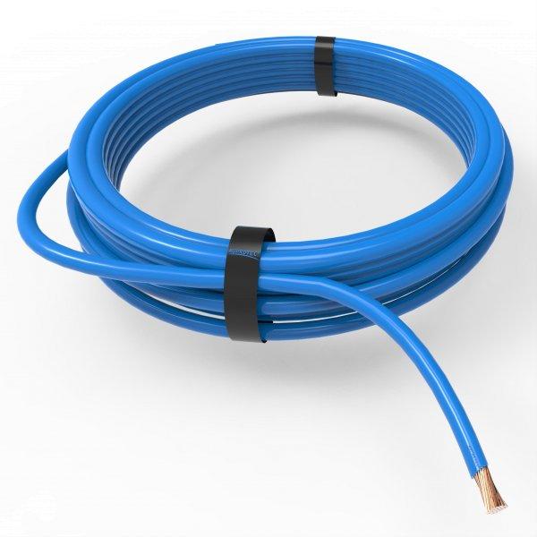 AUPROTEC Fahrzeugleitung Ring blau