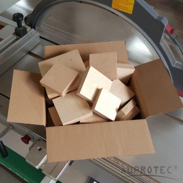 9-10kg Restes contreplaqu/é rev/êtu 12mm-30mm r/ésidu de plaques bois antid/érapant d/ébit/é bouleau retaille