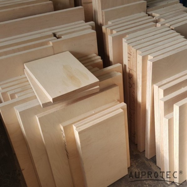 Klasse Industriequalit/ät AUPROTEC 5x A4 Sperrholz-Platten Birke 4mm Multiplexplatten 210 mm x 297 mm Bastel- und Laubs/äge-Holzplatten Birke Massiv Multiplex Holz 1