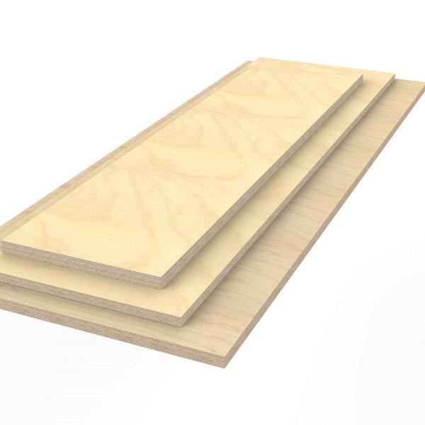 27 mm Multiplex Platten Zuschnitt auf Maß von Auprotec