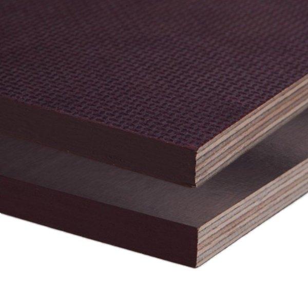 24mm Siebdruckplatte Zuschnitt Birke auf Maß beidseitig beschichtet