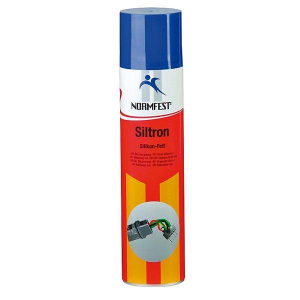 Silikon Fett Siltron Silikonspray Sprühfett Kunststoffpflege 400ml