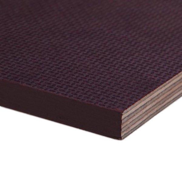 18mm Siebdruckplatte Zuschnitt Birke auf Maß beidseitig beschichtet