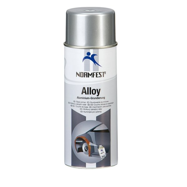 Normfest Aluminium-Grundierung Alloy 400ml