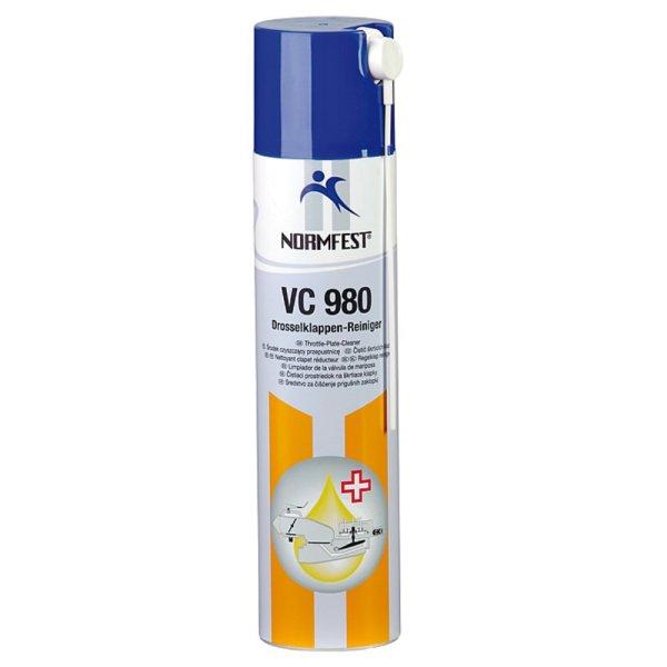 Drosselklappen Reiniger VC980 Vergaserreiniger Düsenreiniger 400ml
