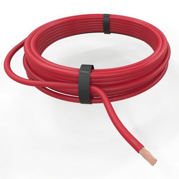 Fahrzeugleitung 25,0 mm² FLRY-B Kfz Kabel Stromkabel Bundware