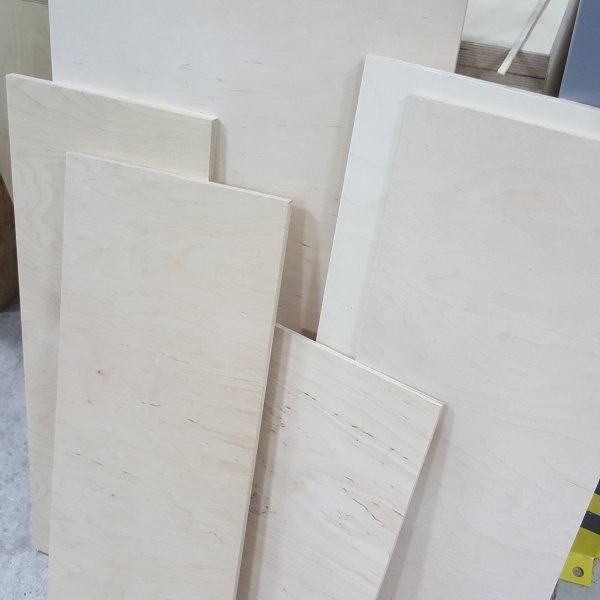 Restposten 9mm Multiplexplatte Sperrholz Platten Zuschnitt Multiplex Holz