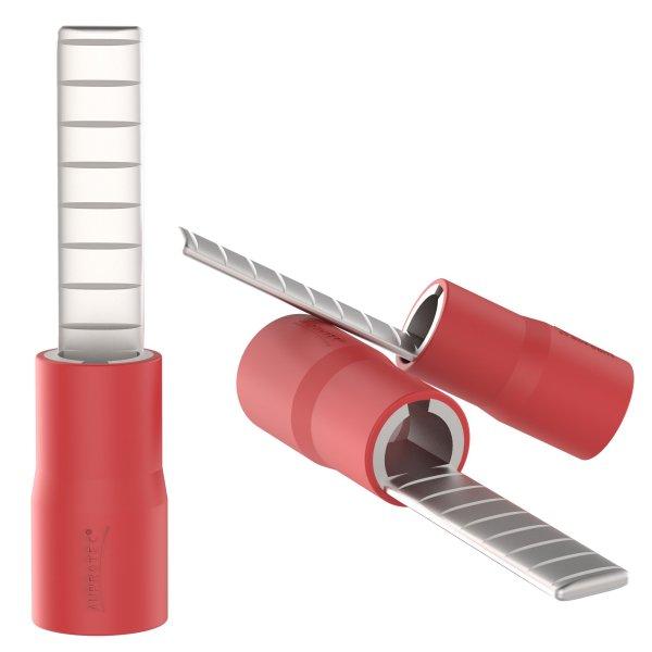Flachstiftkabelschuh 0,5 - 1,5 mm² DBV