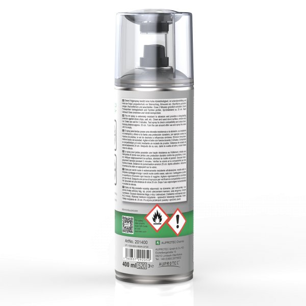 AUPRORIM SOLID 400ml Auto Felgen Spray silber | auprotec.com