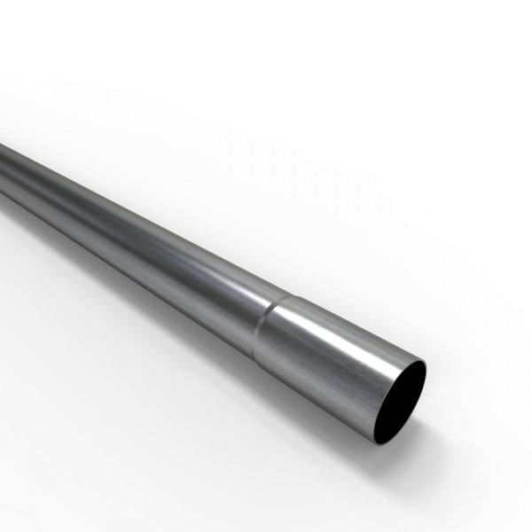 40cm Auspuffrohr universal Ø 35 mm Stahl Auspuff Rohrverlängerung