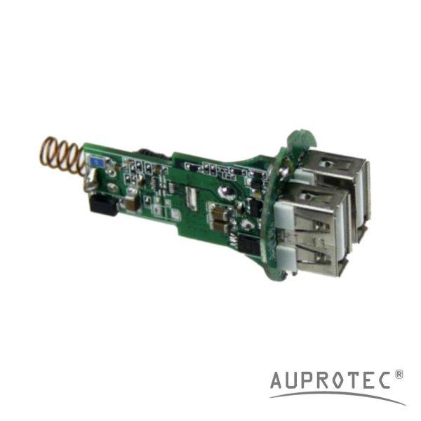 USB Adapter R16 Dual Auto Ladegerät 4.2A