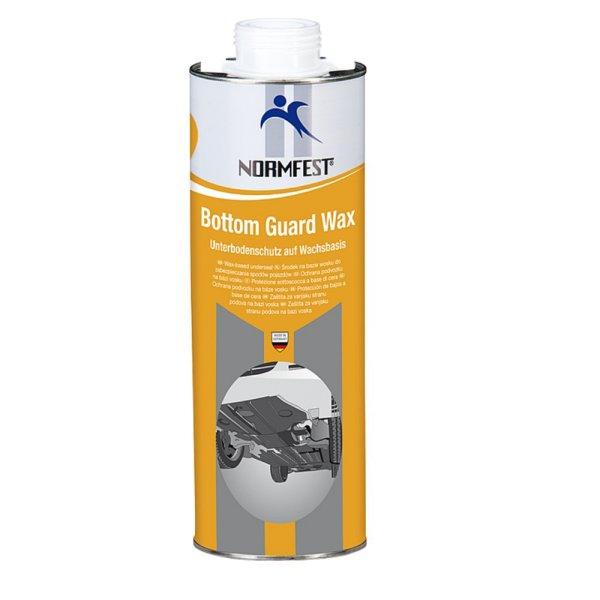 Unterbodenschutz Wachsbasis Bottom Guard Wax 1 Liter für Druckluft Spritzpistole