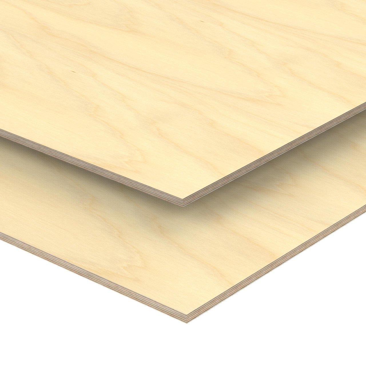 Massivholz naturbelassen 15 mm Wasserfest nach Maß Siebdruckplatten Zuschnitt