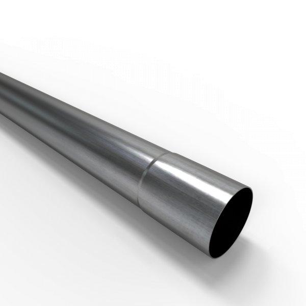 40cm Auspuffrohr universal Ø 50 mm Stahl Auspuff Rohrverlängerung