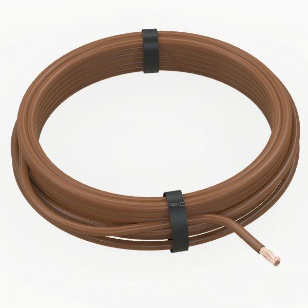 AUPROTEC Fahrzeugleitung Ring braun