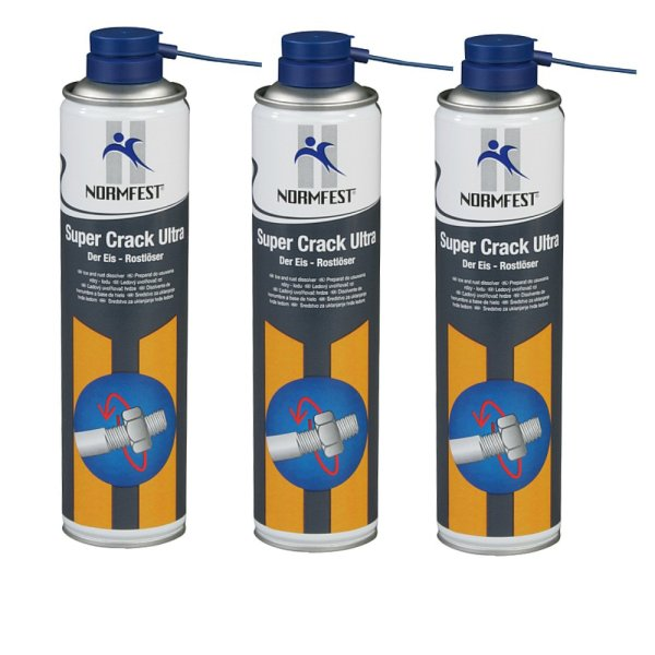 Eis Rostlöser Spray Super Crack Ultra Rost Off Kriechöl Spray 400ml