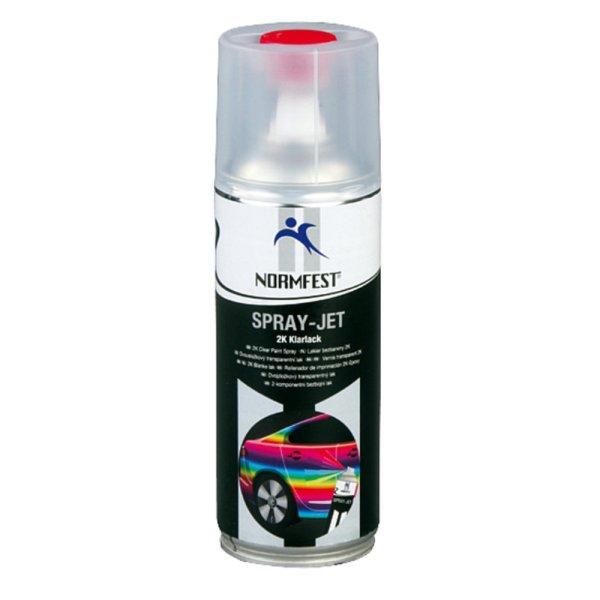 Normfest 2K-Epoxy Grundierfüller Spray-Jet 400ml