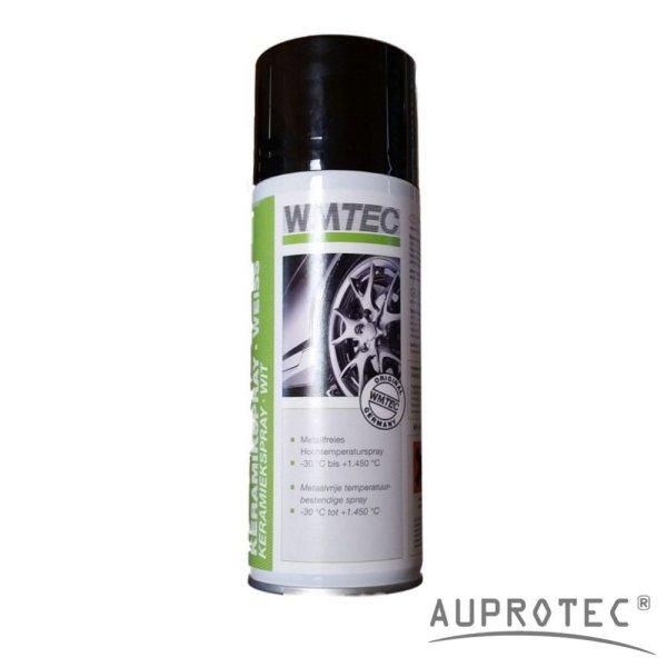 Keramikspray 400ml Spraydose weiß | WMTec