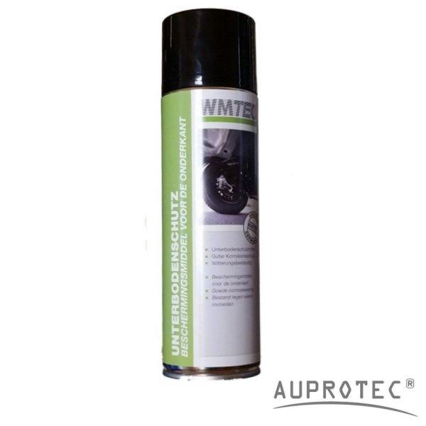 Unterbodenschutz 500ml Spraydose schwarz | WMTec
