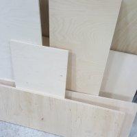 Restposten 15mm Multiplexplatte Sperrholz Platten Zuschnitt Multiplex Holz