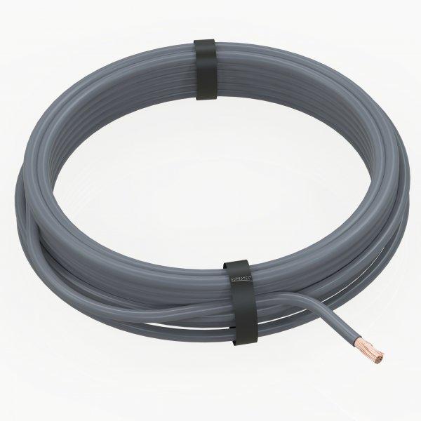 AUPROTEC Fahrzeugleitung Ring grau