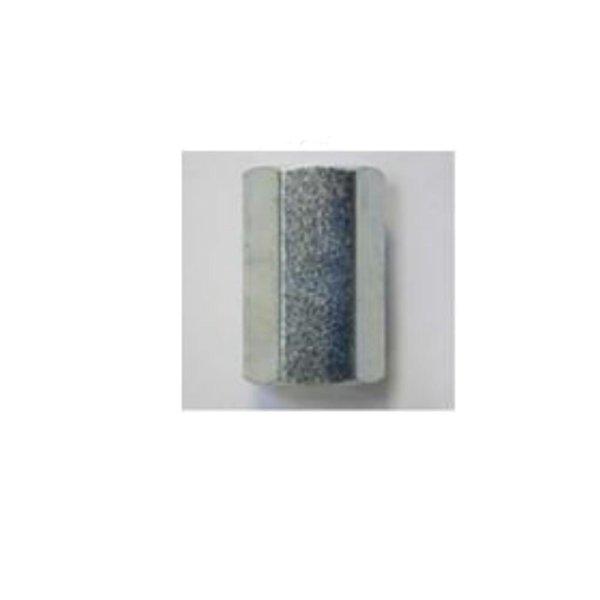 Verbinder Bördel E - M12x1 - Länge 29,0 mm