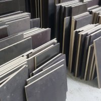 Reste 18mm Siebdruckplatten Zuschnitt Multiplex Holz für Bastler