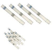 Lötverbinder Ø 1,5mm weiß 0,3-0,5 mm²