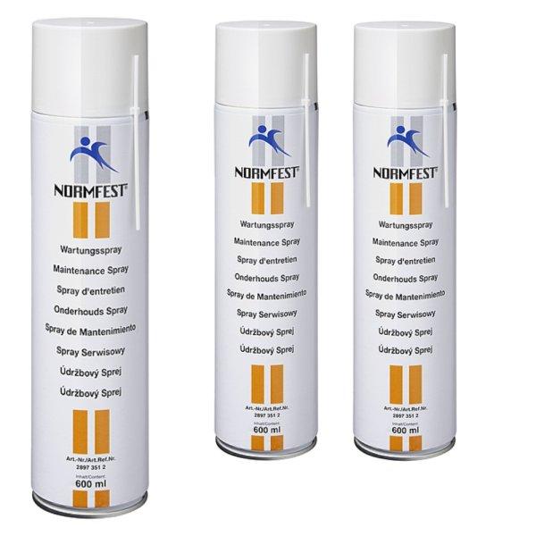 Silikonspray Eco XXL Silikon Schmierstoff Trennmittel Silikonöl 600ml