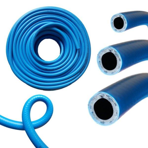 Sicherheits Druckluftschlauch hoch flexibel + UV beständig Surflex Pro Bund Meterware