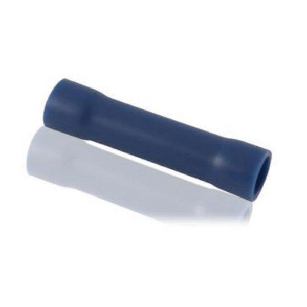 Stoßverbinder Ø 1,5 - 2,5 mm² isoliert blau