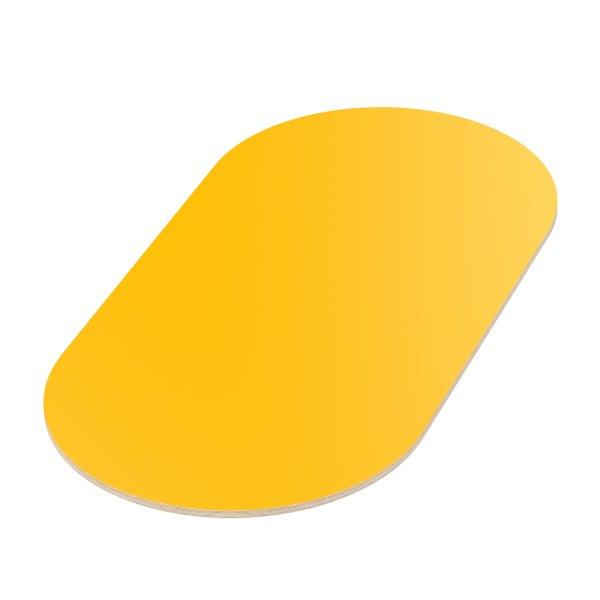 18 mm Multiplex Platten gelb melaminbeschichtet Zuschnitt auf Maß