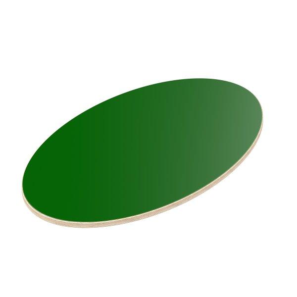 18 mm Multiplex Platten grün melaminbeschichtet Zuschnitt auf Maß