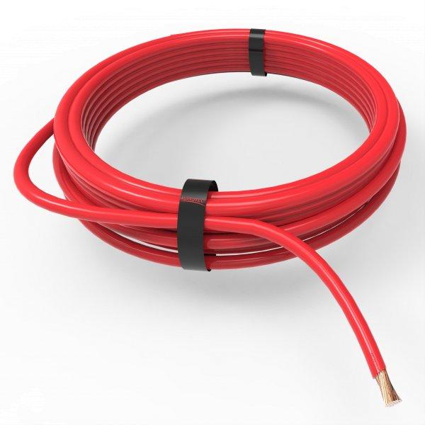 AUPROTEC Fahrzeugleitung Ring rot