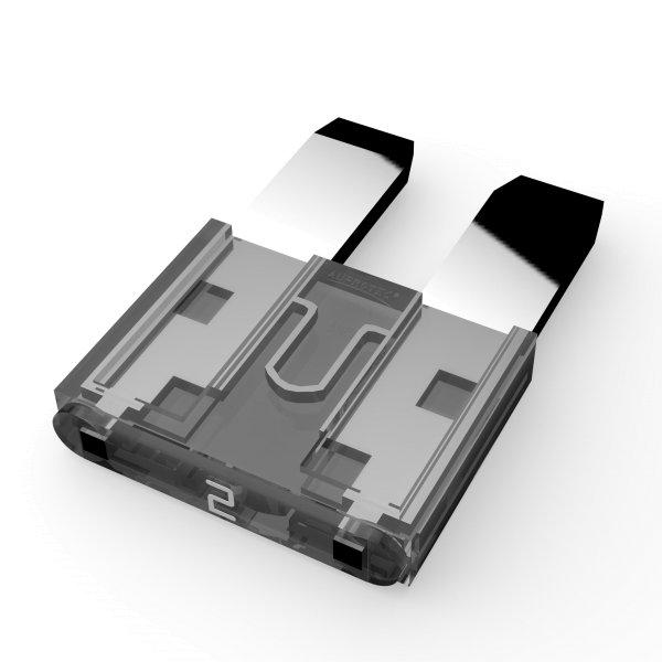 pince à fusible auto Boite de 100 mini fusibles pour voiture de 2A à 30A