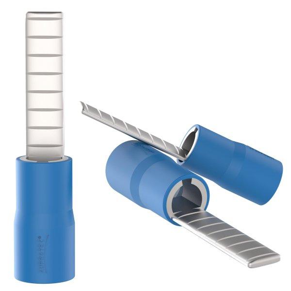 Flachstiftkabelschuh 1,5 - 2,5 mm² DBV