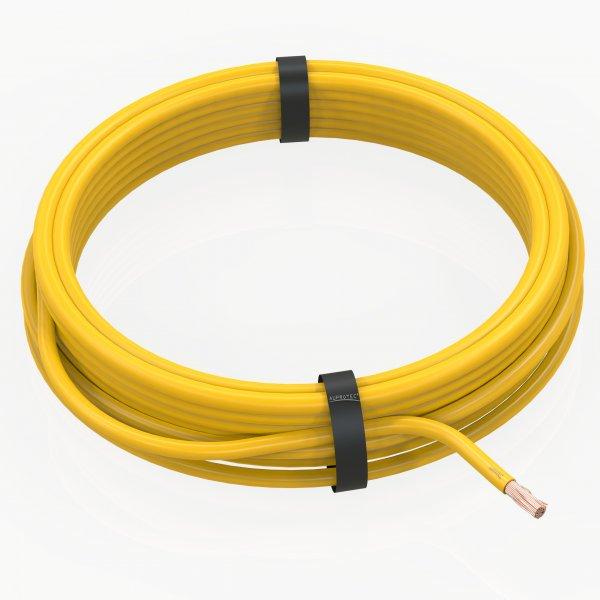 AUPROTEC Fahrzeugleitung Ring gelb