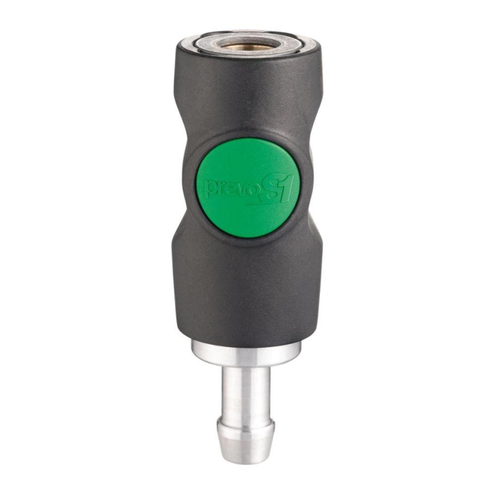 Druckluft Kupplung Sicherheitskupplung Entlüftungskupplung  6 13 mm 9