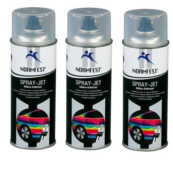 Normfest Silikon-Entferner Spray-Jet 400ml