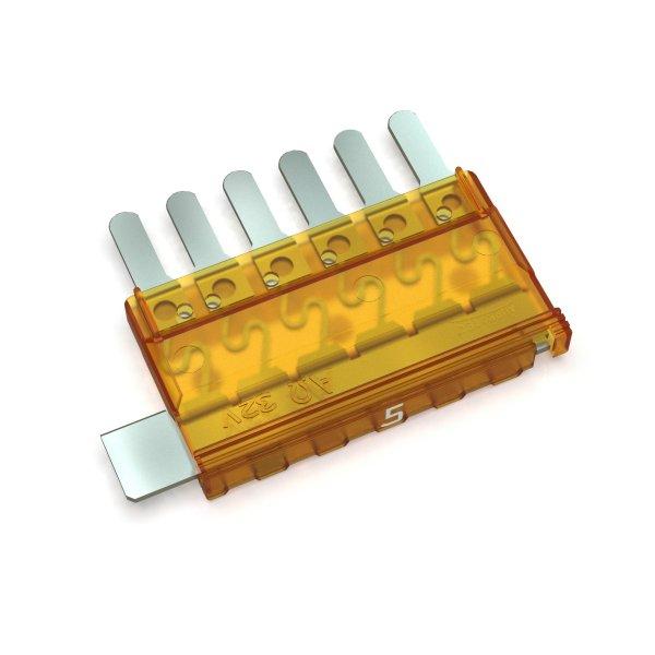 Multi 6 Kfz Flachstecksicherung MultiOTO 6 Pin