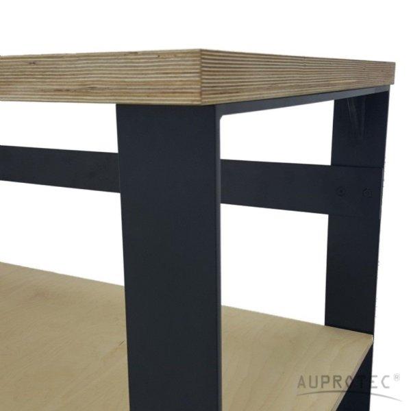 AUPROTEC Profi Design Werkbank Detailansicht
