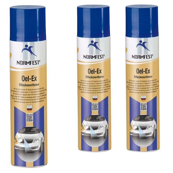 Ölfleckentferner Öl Ex Ultra Ölfleck Entferner Ölentferner Spray 400ml