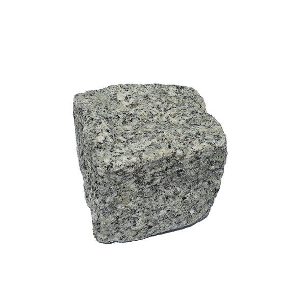 Granit Pflastersteine Naturstein 9/11 grau als Kleinmenge
