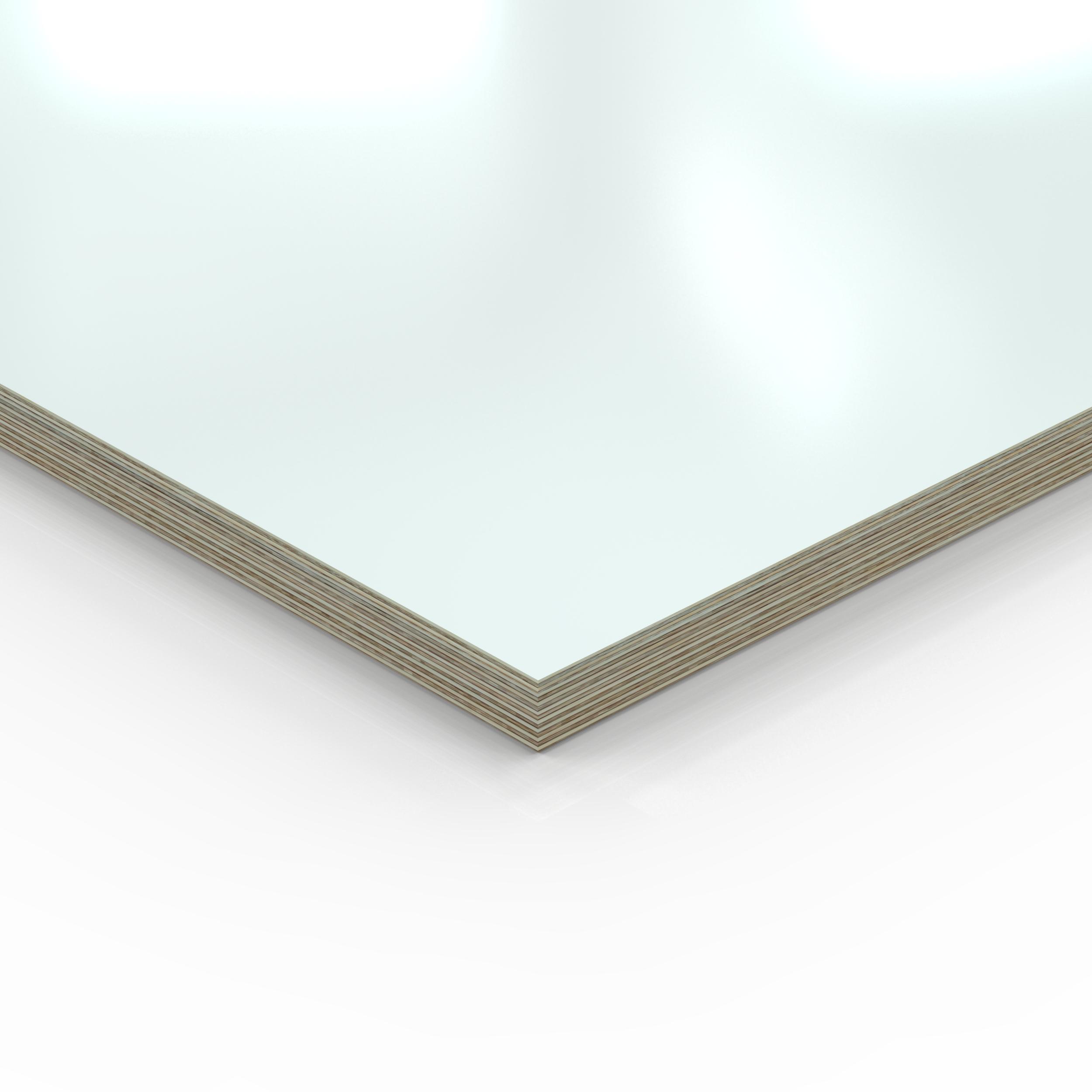 15mm Multiplex Zuschnitt wei/ß melaminbeschichtet L/änge bis 200cm Multiplexplatten Zuschnitte Auswahl 80x100 cm