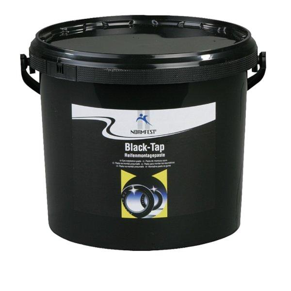 Reifenmontagepaste Black-Tap Reifenmontierpaste Reifenmontier Wax 5 Kg