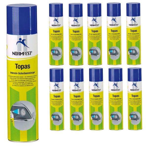 Intensiv Scheibenreiniger Schaum Insektenentferner Topas 400 ml