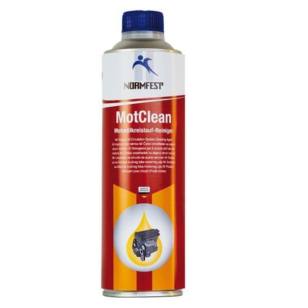 Motor Reiniger Öl Kreislauf MotClean System Reiniger Ölspülung 500ml