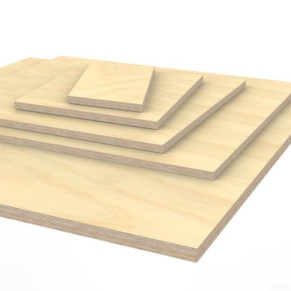 24 mm Multiplex Platten Zuschnitt auf Maß von Auprotec