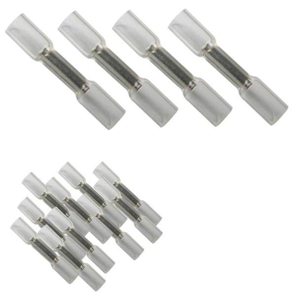 Schrumpfverbinder Ø 0,1 - 0,5 mm² weiß