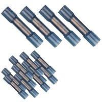 Schrumpfverbinder Ø 1,5 - 2,5 mm² blau wärmeschrumpfend